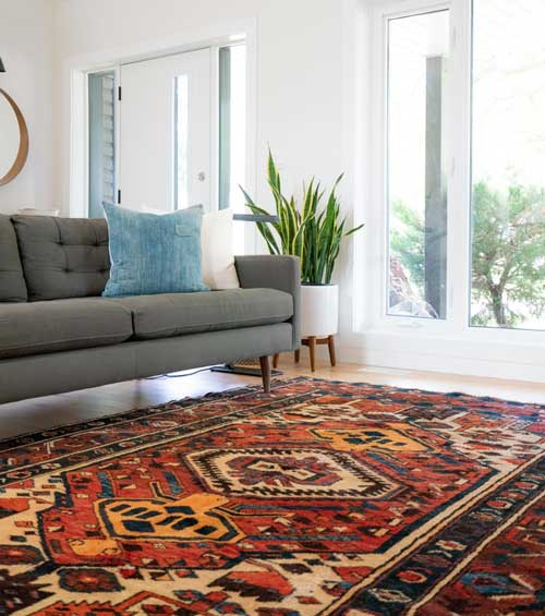 How-to-keep-area-rug-from-bunching-up-on-carpet-Reducing-Humidity