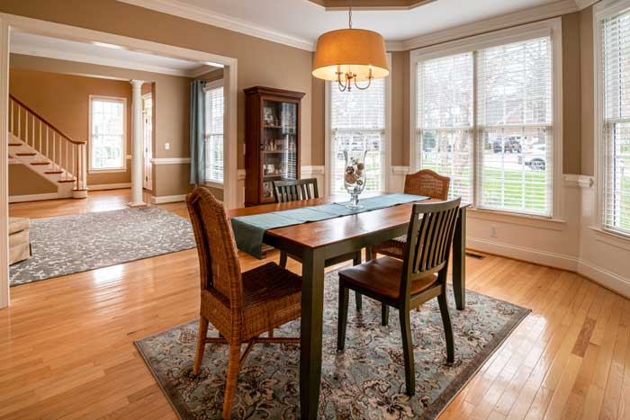 Pictures Of Rugs Under Dining Room Tables-11