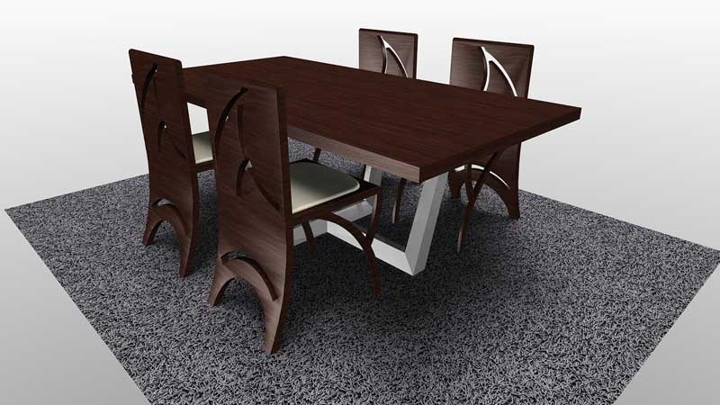 Pictures Of Rugs Under Dining Room Tables-8
