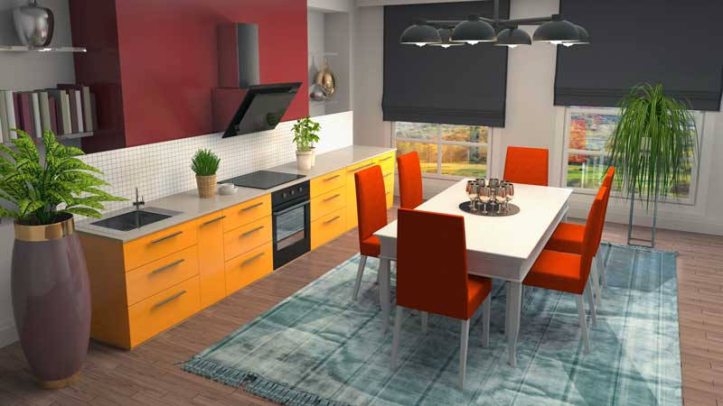 What-Size-Rug-Under-Dining-Table-2