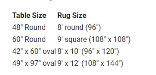 What-size-rug-under-dining-table--Square-rug-under-round-dining-table-size