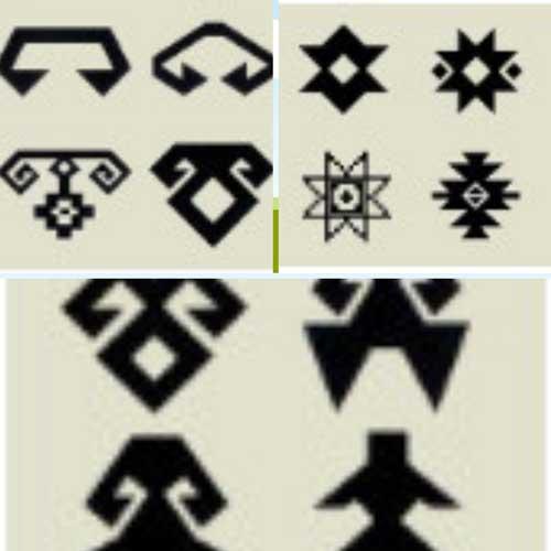 Kilim-Rugs-Symbols-and-patterns