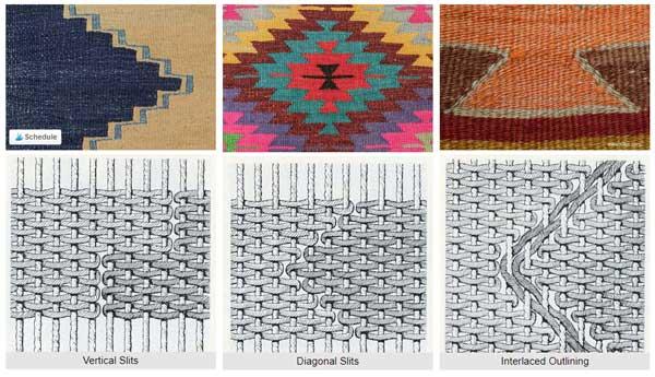 Kilim-Rugs-Weaving-Technique