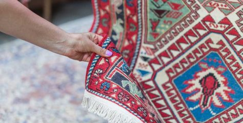 What To Do With Old Oriental Rugs