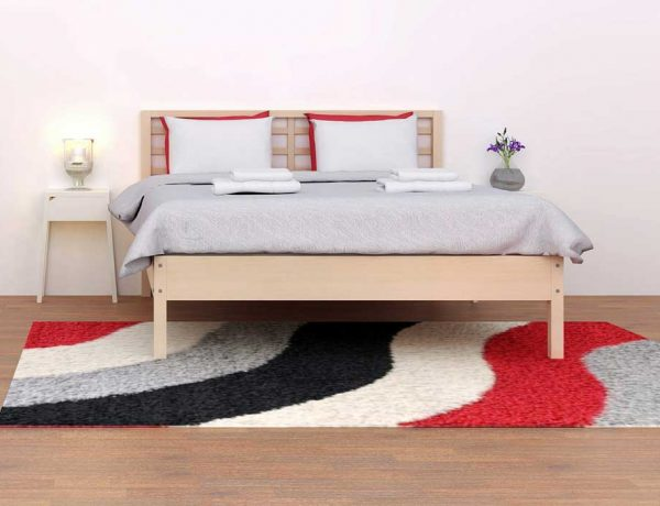 How To Place a Rug Under Bed Rules| Rug Underneath Bed Placement Ultimate Guide